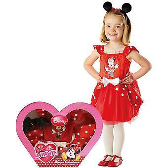 Rubie's Minni Maus Kostüm Tänzerin In Box (Babys und Kinder , Kostüme)