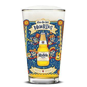 Modelo Especial dia o morto copo de cerveja