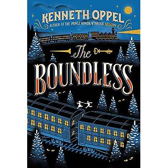 The Boundless by Kenneth Oppel - Jim Tierney - 9781442472891 Book