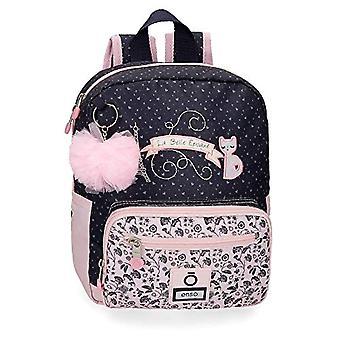 Enso Belle Epoque Backpack 28 centimeters 6.44 Multicolor
