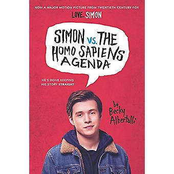 Simon vs. the Homo Sapiens Agenda Movie Tie-In Edition by Becky Alber
