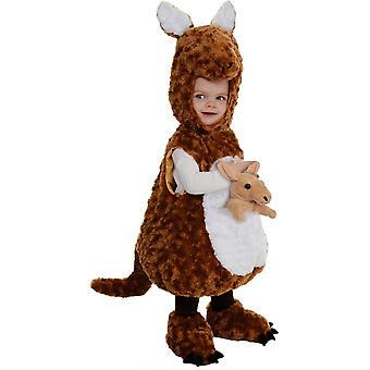 Costume de bébé kangourou