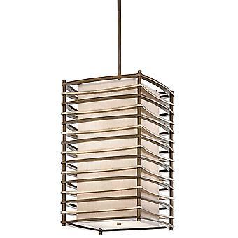 Moxie hanger vier KL/MOXIE/FP/licht - Elstead KL/MOXIE/FP/verlichting Kl / Moxie / Fp / KL/MOXIE/FP/L