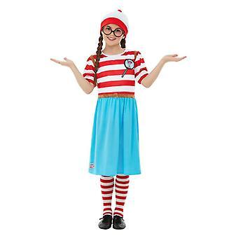 Lányok, ahol ' s Wally Deluxe jelmezes ruha