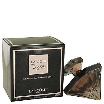 La Nuit Tresor Caresse Eau De Parfum Spray By Lancome   538750 75 ml