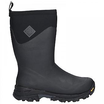 Muck laarzen Arctic Ice grip mid boot zwart