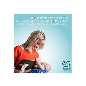 Breast Pump Strap Hands-Free Pumping & Nursing Bra