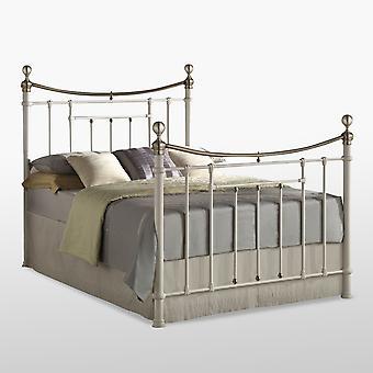Bronte Bed-metal