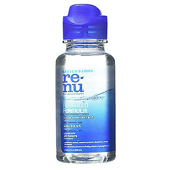 Bausch & lomb renu advanced multipurpose solution, 2 oz