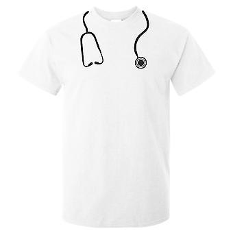 T-shirt do estetoscópio