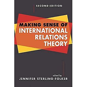 Het maken van betekenis van internationale relaties theorie