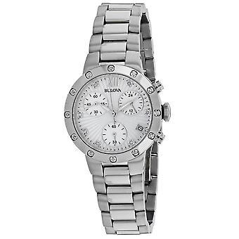 Bulova Women's Mother of Pearl Dial Watch - 96R202