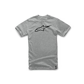 Alpinestars Ageless II Short Sleeve T-Shirt in Grey Heather
