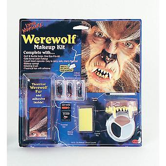 Hombre lobo Make Up Kit...