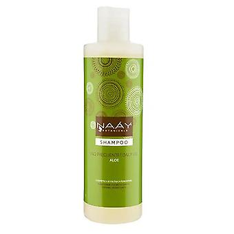 Naay Botanicals Shampoo with Aloe Frequent Use