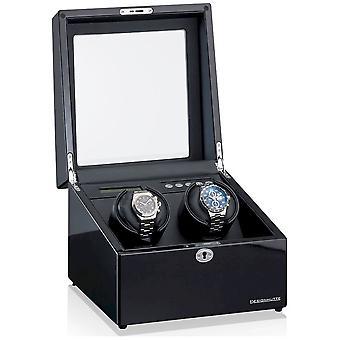 Design Hut Watch Winover Muenchen 2 LCD Black 70005-47