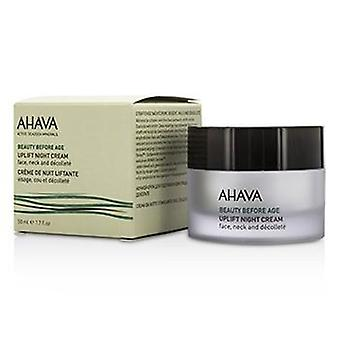 Ahava Beauty Before Age Uplift Cremă de Noapte - 50ml/1.7oz