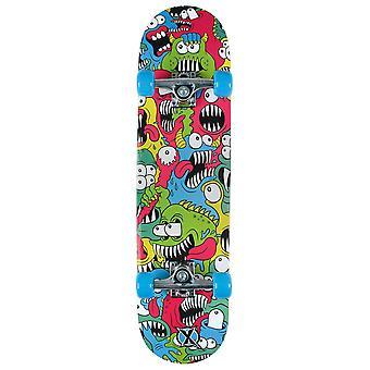 Xootz Dobbelt Kick Trick Chomper Skateboard