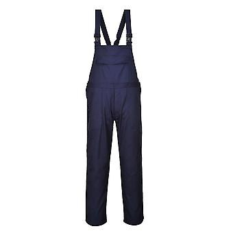Portwest bizflame pro workwear safety bib and brace fr37
