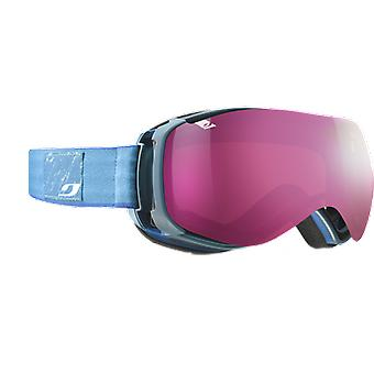 Julbo Masque de ski Ventilate Bleu Spectron 2 Rose Flash Rose