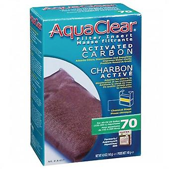 Aquaclear AQUACLEAR 70 CARGA CARBÓN (300) (Fische , Filter und Pumpen , Filtermaterial)