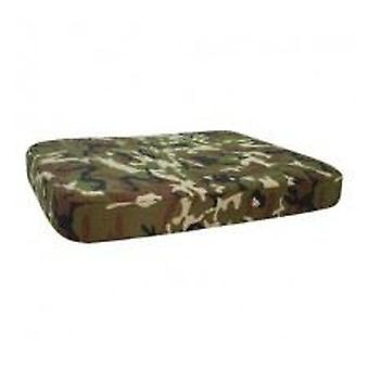 Yaguar colchón fibra camuflaje (perros, ropa de cama, colchones y cojines)