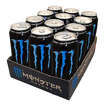 Monster Absolutely Zero-( 473 Ml X 12 Cans )