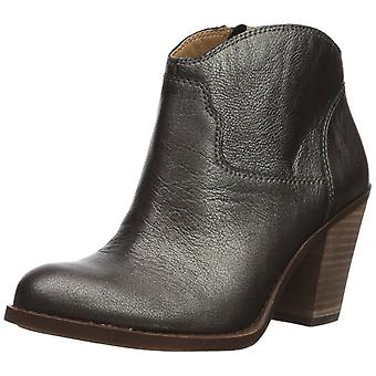 Lucky Brand Womens Eller Almond Toe Ankle Fashion Boots