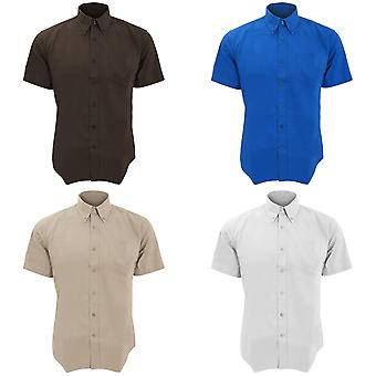 SOLS Mens Brooklyn Short Sleeve Twill Work Shirt