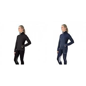 HyFASHION Dames/Dames Active Rider Flex Jas