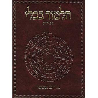 The Koren Talmud Bavli - Masekhet Bekhorot - 9789653015173 Book