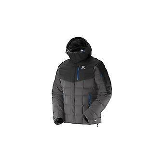 サロモンアイスタウンM 374687ユニバーサル冬の男性ジャケット