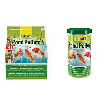 Tetra Pond Medium Pellet Fish Food
