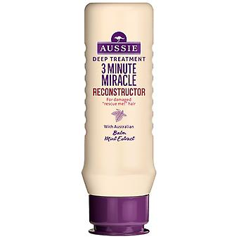 Aussie Reconstructor Miracle 3 minuuttia 75 ml