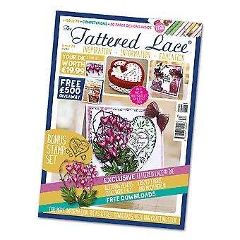 Tattered Lace Magazin Ausgabe 74