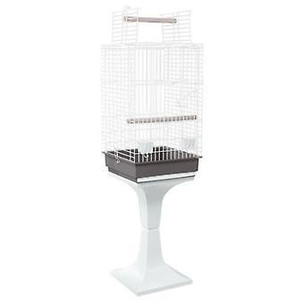 Voltrega Cage White 835 X 43.4 X 43.4 76.5 Cm (Cm +20)