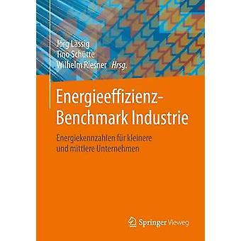 EnergieeffizienzBenchmark Industrie  Energiekennzahlen fr kleinere und mittlere Unternehmen by Lssig & Jrg