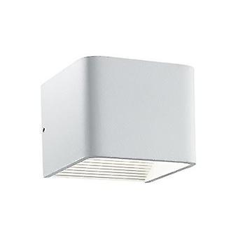 Ideal Lux - Klicka på liten LED vägg ljus IDL051444
