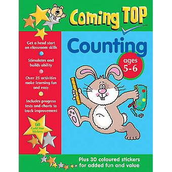 Counting Sticker Book by Jean Williams - 9780754816386 Book