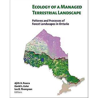Ecologie van een beheerd aarder landschap - patronen en processen van
