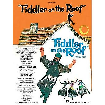 Fiddler on the Roof by Jerry Bock - 9781423410294 Book