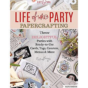 Life of the Party Papercrafting - More Than 100 Ready-To-Use Art Print