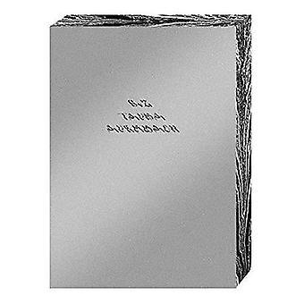 Tauba Auerbach -  S v Z by Tauba Auerbach - 9781942884552 Book