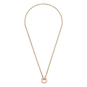 Jewels by Leonardo Necklace with Gold Plated Woman Pendant - 15904