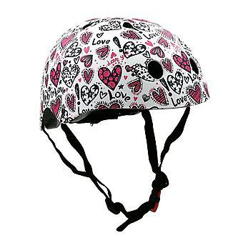 Kiddimoto Helmet - Love