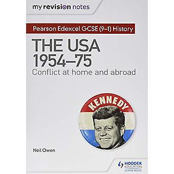 Mine revisjonsnotater - Pearson Edexcel GCSE (9-1) Historie - USA - 1954