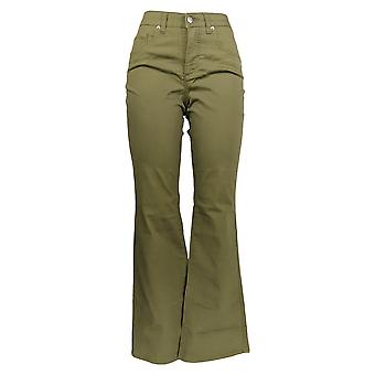 Femmes avec contrôle Femmes-apos;s Jeans My Wonder Twill Boot Cut Green A294271