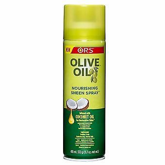 ORS olijfolie nourishing glans spray, 15.9 oz