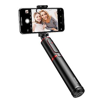 Baseus 2 in 1 mini bluetooth extendable monopod tripod selfie stick for sports smart phone camera