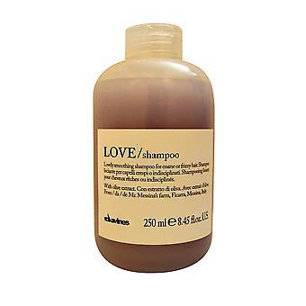 8.45 oz Davines liefde mooie Smoothing Shampoo